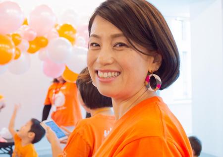 代表取締役CEOの甲田恵子さん。