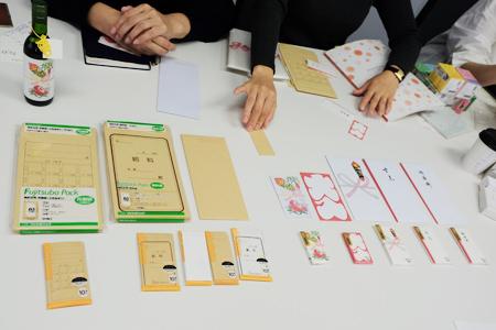 封筒メーカーがまじめに作ったミニ封筒。