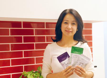 もともとリクルートの代理店で健康食品の広告の仕事をしていた石川社長。