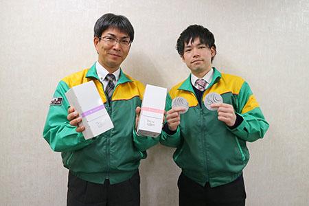 これからは営業部門出身の相良さんと池田さんの活躍に期待が掛かる